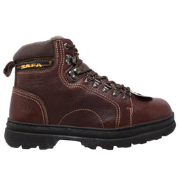 "Men's 6"" Metatarsal Hiker Brown - 9614 - Shop Genuine Leather men & women's boots online 