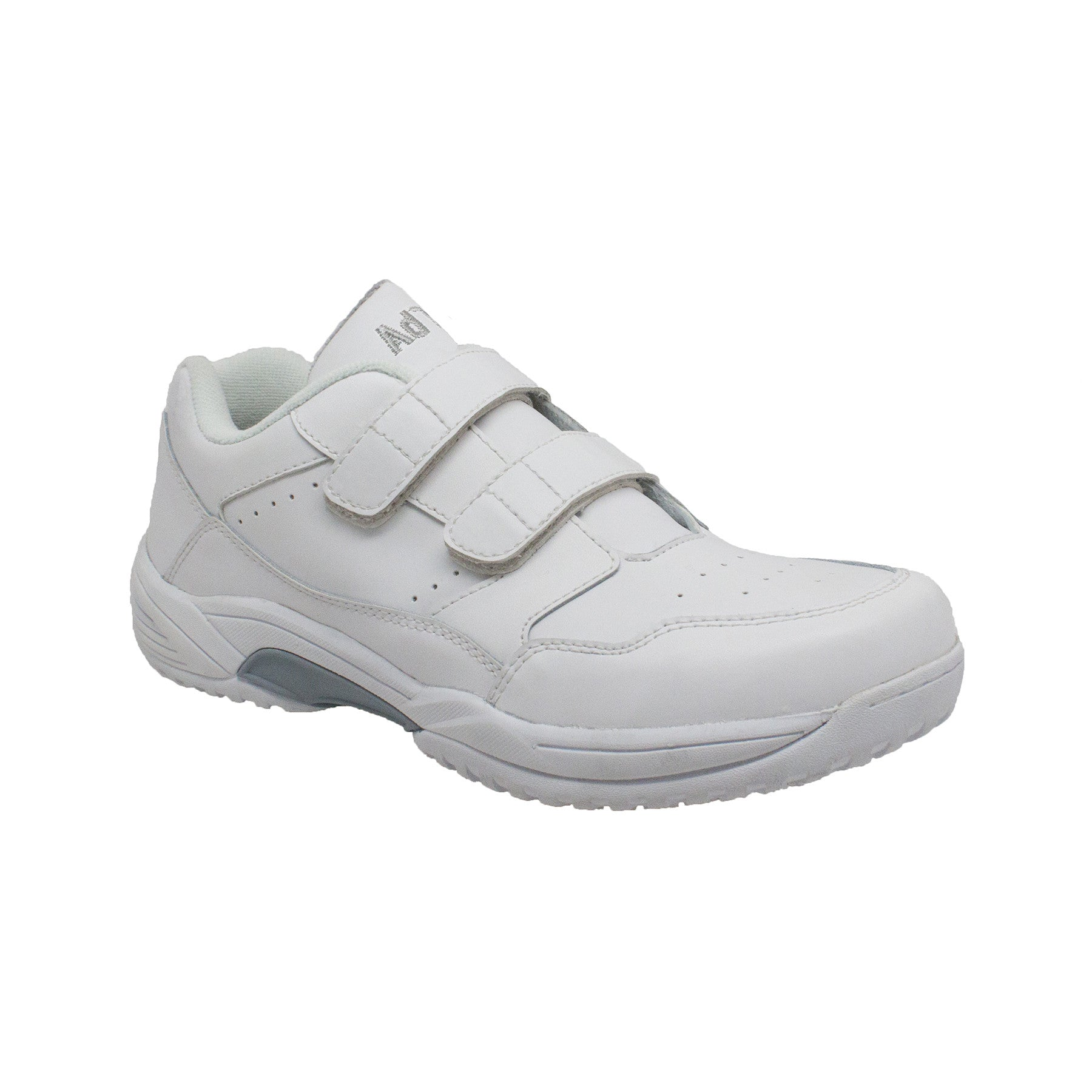 Men's Uniform Athletic Velcro White - 9633 - Shop Genuine Leather men & women's boots online | AdTecFootWear