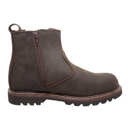 "Men's 6"" Australian Boot Brown - 9843 - Shop Genuine Leather men & women's boots online 