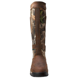 "Men's 18"" Waterproof Snake Bite Hunting Boot - Shop Genuine Leather men & women's boots online 