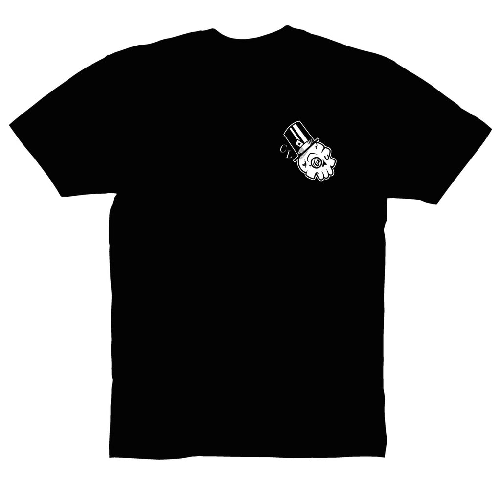gents or brutes the 3rd tee - black