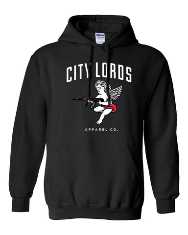 city of angels Hoody