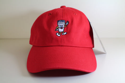 1950's double cupp dad hats