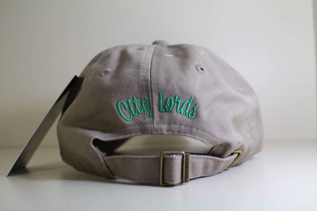 1950's soda bottle dad hat
