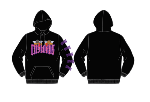 Citylord valentines day -hoody