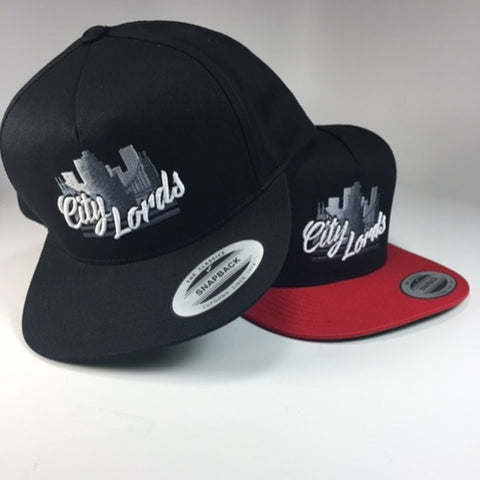 City Crown Logo Snapback