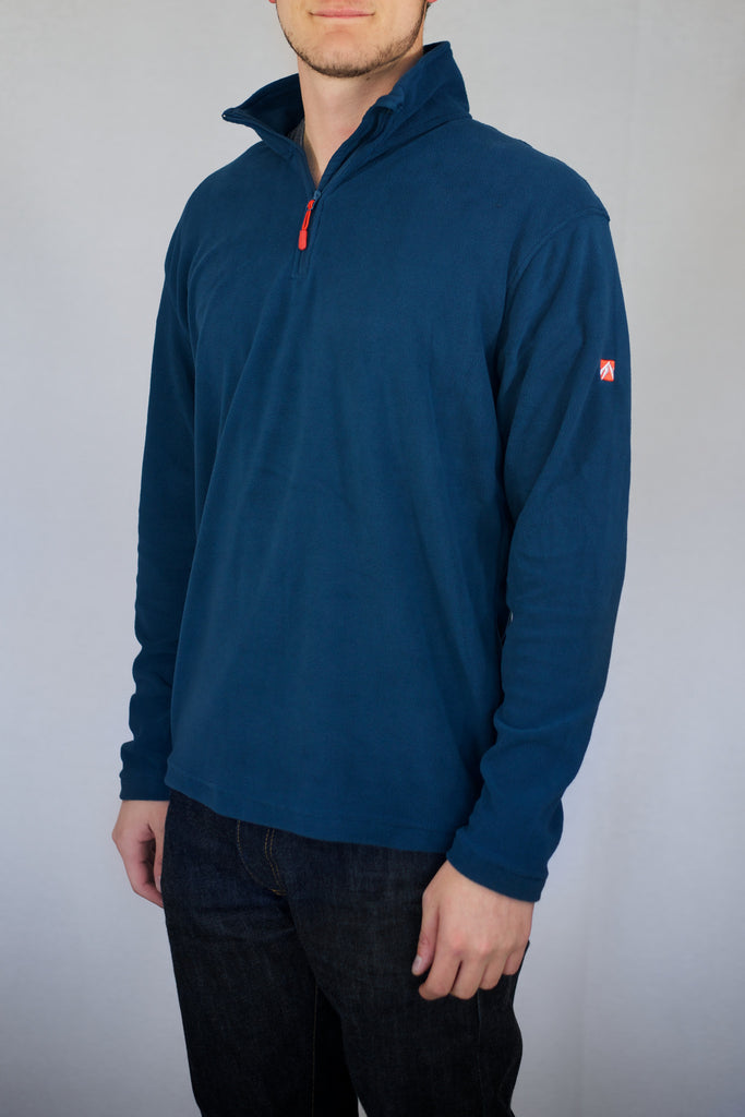 Men's Base Layer Pullover-Midnight Blue
