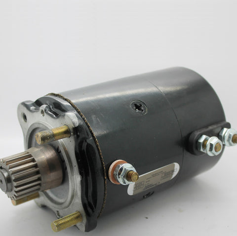 Auto Crane 262035. 12V Electric Hoist Motor Assm, RE-12000,  for 4004EH