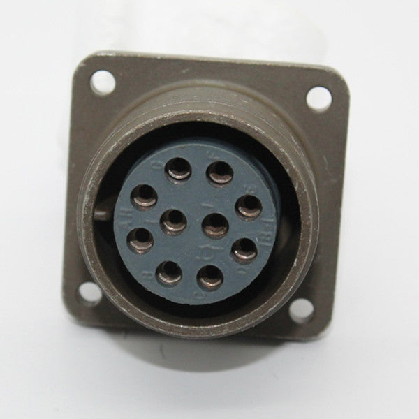 Auto Crane 300410000  10 Pin Receptacle