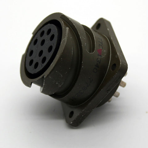 Auto Crane  320562000  11 Pin Receptacle for a 3203PRX - 4004EH 2006 & UP