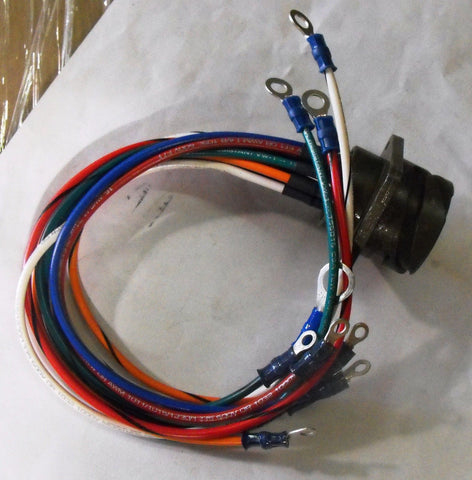 Auto Crane 330256200 Receptacle Assembly Wired for 3203PRX