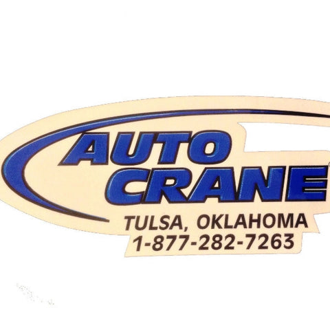Auto Crane 360034000 DECAL-3M-LOGO