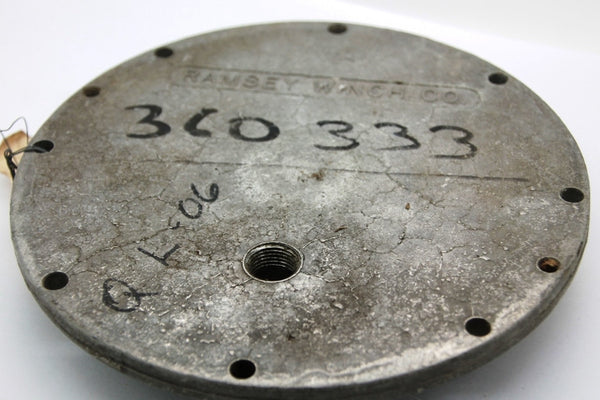 Auto Crane 360333 Worm Gear Housing Cover for 6006H Series