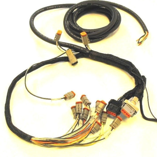 Auto Crane 361102000 Main Wiring Harness  Omnex R60 Io Cable  For 5005  U2013 B U0026b Truck Crane