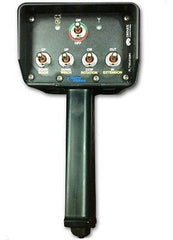 Auto Crane 460157000 Omnex Transmitter, Non-Proportional, 4 Toggle w/ On-Off