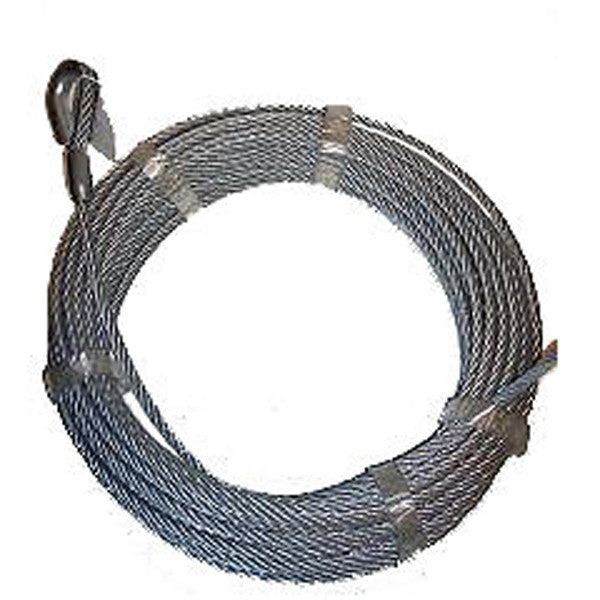 "Auto Crane 490258000 Wire Rope Assembly 7/16"" x 130' for 11006H"