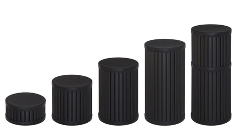 5 Pack of Assorted Pedestals
