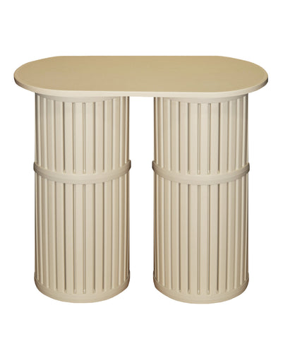 "Pedestal 30"" Oval Top Set"