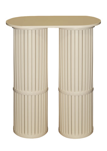 "Pedestal 42"" Oval Top Set"