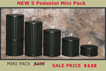 Pedestal 5 Mini Pack