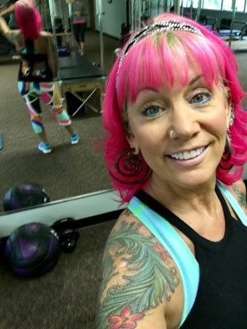Kelli's Fitness Blog with Wild Bangarang Fitness - Week 6
