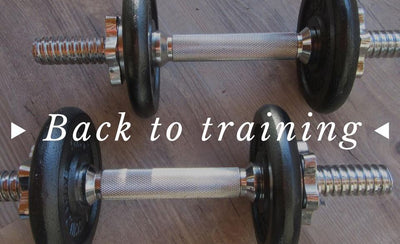 Getting back to training - Fitness