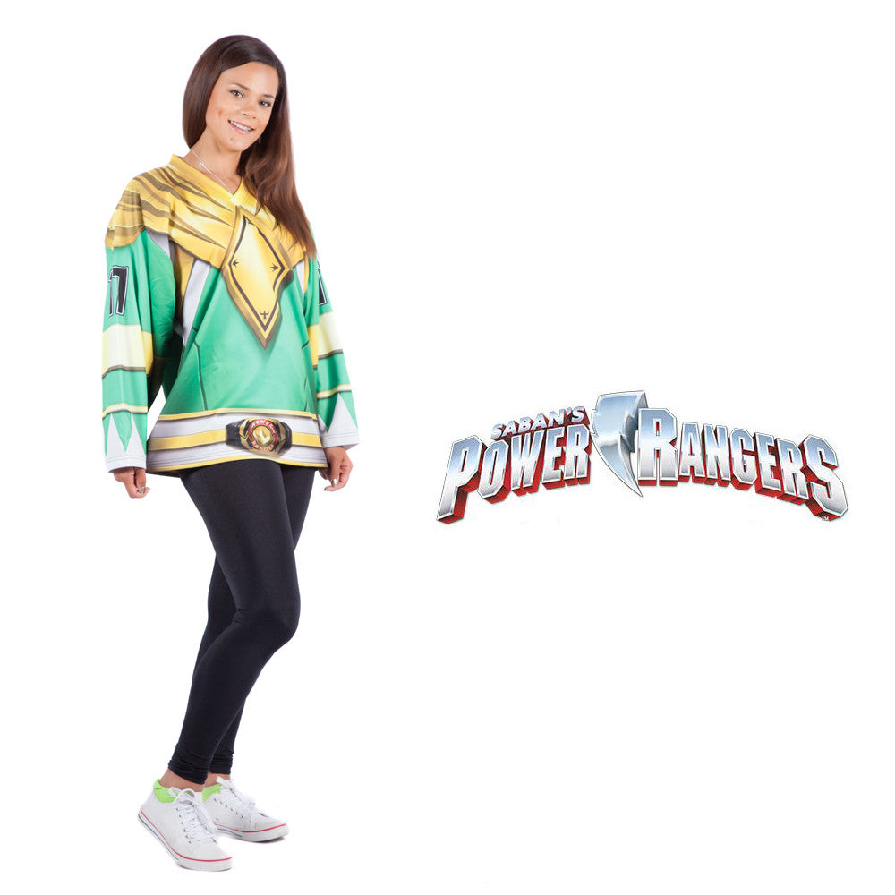 Enforce(r) your love for the Power Rangers