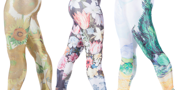 The National Gallery Leggings Collection