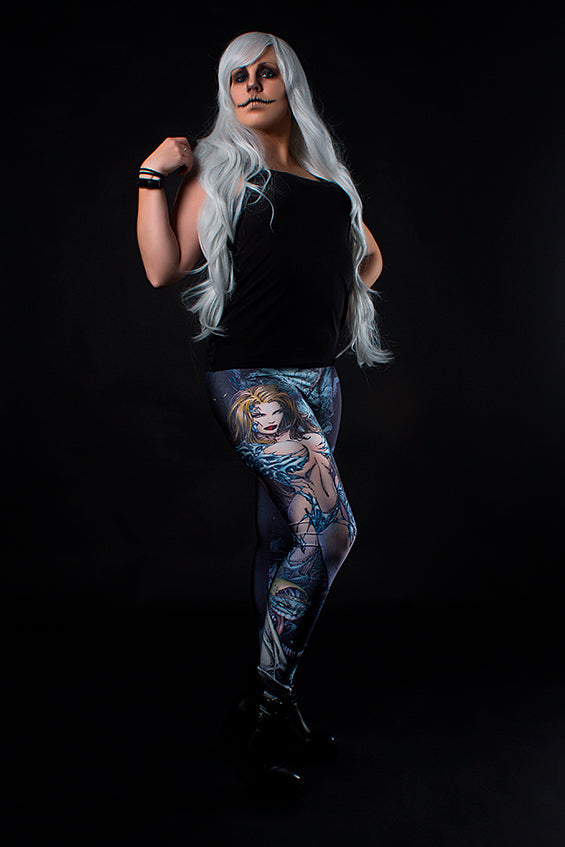 Witchblade Leggings