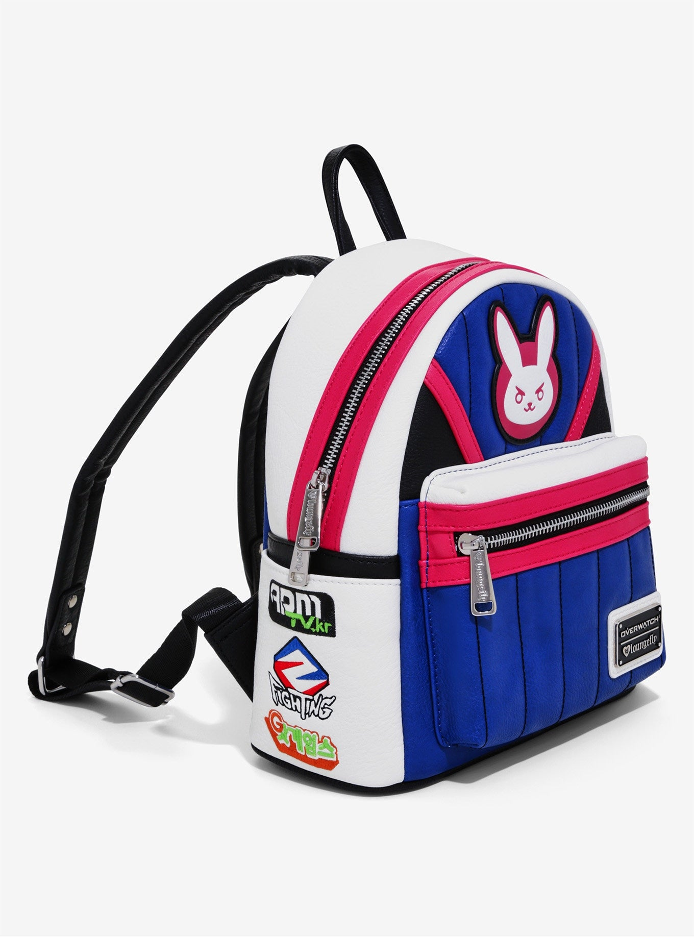 ad1044773cc Loungefly Blizzard Overwatch D.Va Mini Backpack Bag