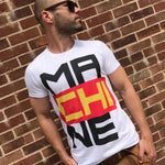 The Machine Men's Slogan Tee