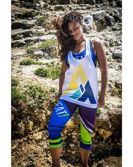 Sweat FIT Long Muscle Vest Top