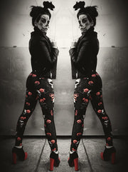 Official Anne Stokes Day of the Dead Leggings