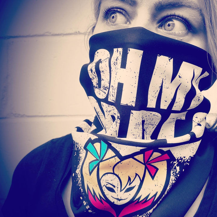 Official WWE Oh My Goddess Alexa Bliss Snood