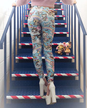 KIDS Tokidoki Blue Donutella Leggings