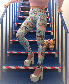 Tokidoki Donutella Leggings