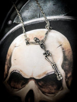 Alchemy Gothic Jewellery Pewter The Lost Soul Pendant