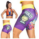 WWE Bayley Shorts