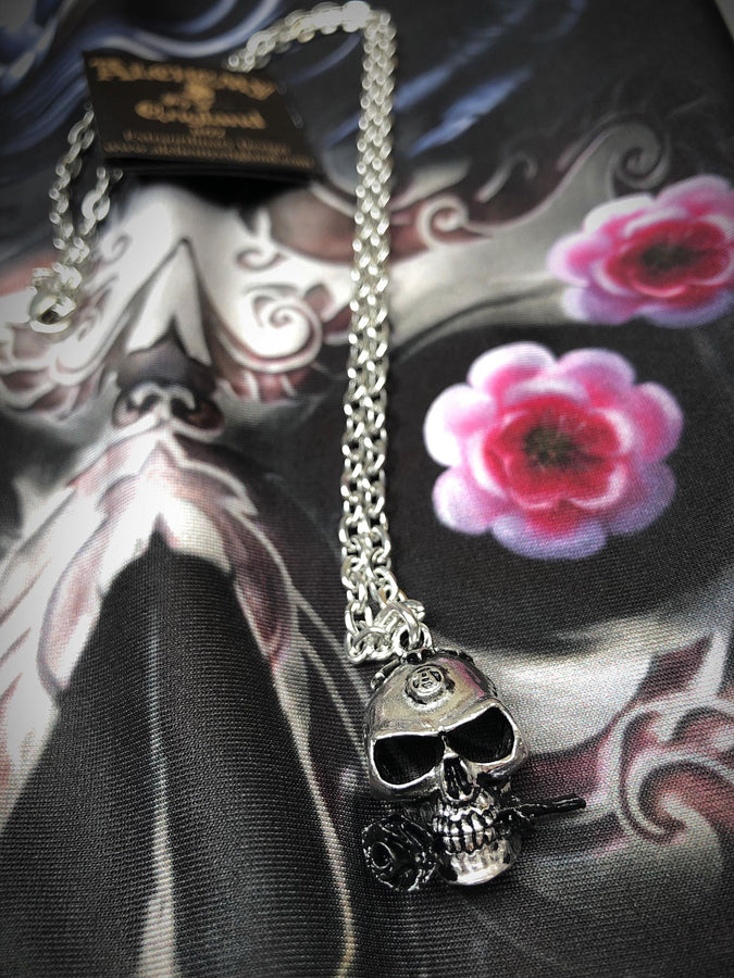 Alchemy Gothic Jewellery Pewter The Alchemist Necklace