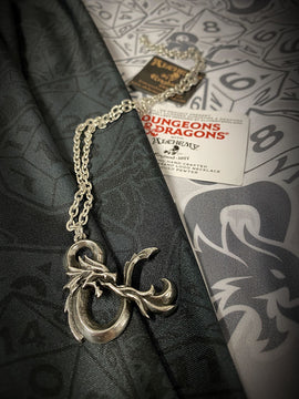 Alchemy Gothic Jewellery Dungeons & Dragons Necklace