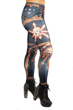 Games Workshop Warhammer Abaddon Leggings