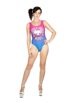 "WWE Alexa Bliss ""Little Miss Bliss"" Swim Body Suit"