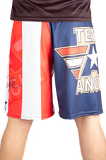 WWE Kurt Angle Basketball Slamarang Shorts