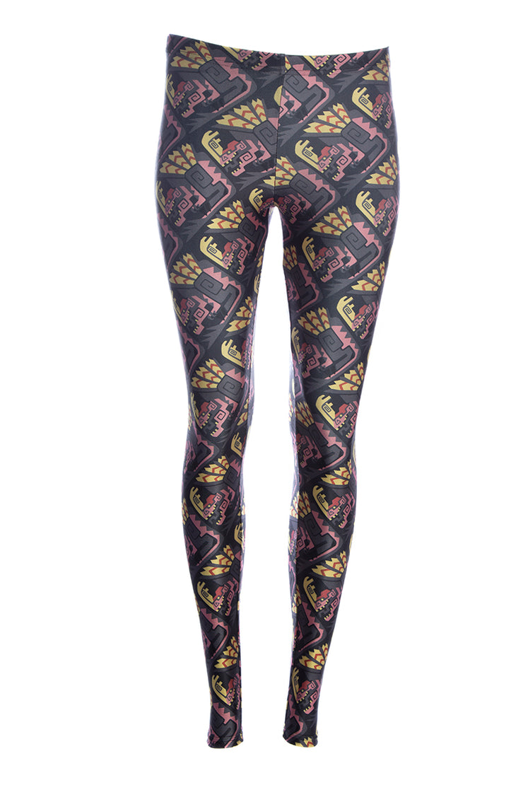 Official Monster Hunter World Anjanath Leggings