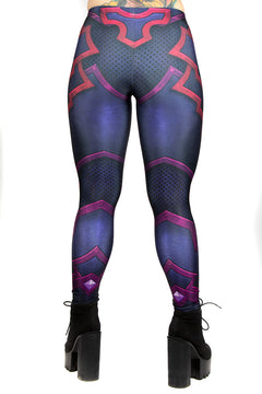 ARACHNID Armour Leggings - Wild Bangarang