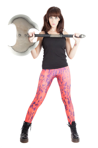 Cutting Edge Armoury Leggings