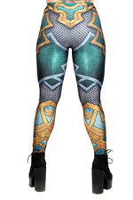 ATLANTIS Armour Leggings - Wild Bangarang