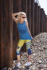 "Fitness gear: Gymnasty ""Beast"" Capris Leggings"