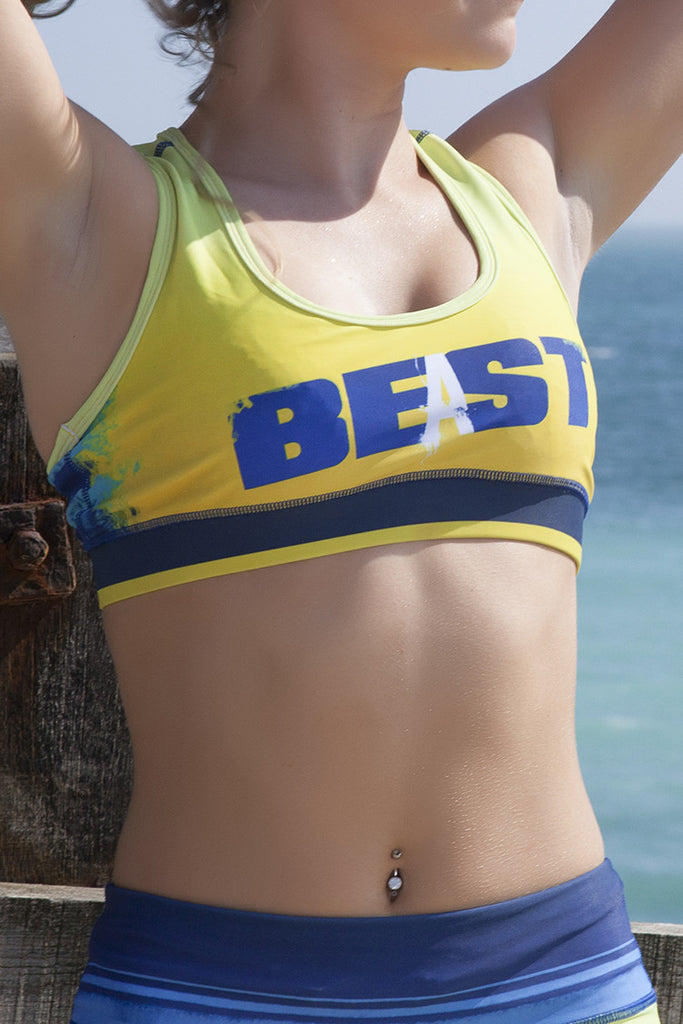 "Fitness gear: Gymnasty ""Beast"" Fit Top"
