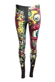 Official Dungeons & Dragons Official Beholder Leggings